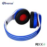 Beste Multi-Funcation drahtlose Kopfhörer Bluetooth Stereoradioaudiokabel des kopfhörer-MP3-Player-FM