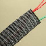 ペット炎-抑制に編みこみに拡張可能にスリーブを付けること