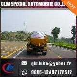 Mini camion de fosse septique de vide de Dongfeng 1.7 tonne de vide d'eaux d'égout de camion d'aspiration à vendre