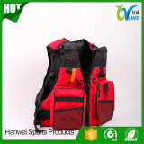 Hot Sales Durable Adulto Bouyant Fishing Life Vest (HW-LJ029)