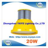 Luz industrial elevada do Ce de Yaye 18 & da luz do louro do diodo emissor de luz da aprovaçã0 30With20W de RoHS/diodo emissor de luz com garantia 3 anos