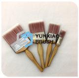 Щетка краски нити с деревянным инструментом картины ручки