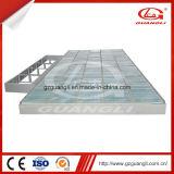 제조자 Guangli 직업적인 공장은 고품질 최신 판매 자동 페인트 분무 도장 부스를 새롭 디자인한다