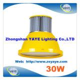 Yaye 18 bestes hohes Bucht-Licht des Verkaufs-30W LED/PFEILER 30W LED Highbay/PFEILER 30W LED hohe Bucht-Lampe mit Ce/RoHS