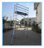 装飾のための安全なSGSの公認アルミニウム足場可動装置