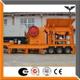 移動式粉砕機の工場直接小さい金の採鉱機械