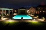 최고 밝은 금관 악기 정원 스포트라이트 IP65를 점화하는 옥외 LED