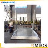Il garage idraulico dell'automobile di alberino due alza la strumentazione mobile di parcheggio dell'automobile di /2300kg