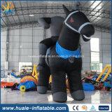 Populäres schreckliches aufblasbares im Freien Halloween-Geist-Pferd/Kürbis für Spaß