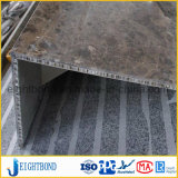 Панель сота мрамора конструкции способа алюминиевая для строительного материала в Китае