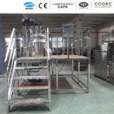 Machine de mélange de fabrication de savon liquide de réservoir d'acier inoxydable