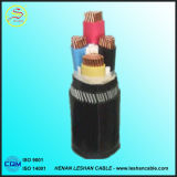 Prix usine chinois de fournisseur de câble d'ABC de câble de paquet de 2017 antennes