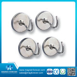 De Magneten van de kop met Verzonken Gaten, Schroeven, de Magneten van de Pot van het Neodymium van Haken \