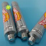 Tubos plegables del pegamento de los tubos de goma del Ab de los tubos de los tubos de aluminio