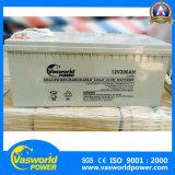 La batería de plomo del color gris de la batería recargable 12V200ah del almacenaje para la UPS utiliza extensamente