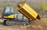 Grande scaricatore del cingolo da 10 tonnellate con il motore 180HP