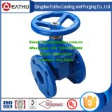 DIN 3352 F4 Flanged End Cancel Seat Non-Rising Stem Gate Pn16 Valve