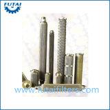 Tubos sinterizados de múltiples capas de la pantalla de filtro del acero inoxidable