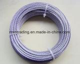1*19 galvanisiertes Stahlbremsen-Kabel