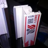 Profils sans plomb de guichet de PVC