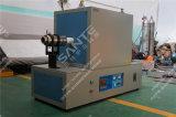 1400c de dubbele Oven van de Buis van de Oven van de Omwenteling van de Streek van de Temperatuur voor het Experiment van het Laboratorium
