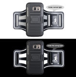 iPhone 7 аргументы за кобуры Armband /Running мешка мешка сотового телефона