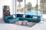 Hauptmöbel-modernes Wohnzimmer-Gewebe-Sofa eingestellt (HC578)
