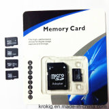 1-128GB Class 10 Micro SD tarjeta de memoria flash con DIY Logo