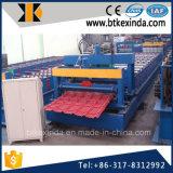 Kxd 960の機械を作る艶をかけられたタイルの鋼鉄屋根ふきシート