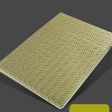 colchón medio de la dureza de 3D Fabri con la fibra de coco 3e