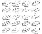 Gesinterte CNC-Diamant-Fräser-Bits für Fräsmaschine
