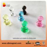 Magneti di plastica del frigorifero di NdFeB di promozione per il regalo