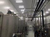 ミルクの酪農場の生産ライン、ミルクのパッキング機械、ミルク、装置のプラント