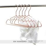 do gancho aberto de cobre do metal 5.0 de 4.0mm ganchos de alumínio simples do gancho de roupa do fio para calças de brim