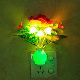 Het steun licht-In werking gestelde Licht van de Nacht van de Illusie van de Afzet van de Reactie