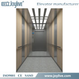 Pasajero vertical de la elevación del elevador de la elevación de la velocidad con el motor sin engranaje