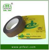 Hochtemperatur-PTFE Adhesiv Band mit nicht klebrigem