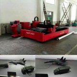 machine de découpage de laser de fibre de couteau en métal 500W à vendre