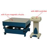 Table vibrante magnétique en béton à affichage numérique