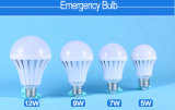 Lámpara de la batería de Bulbsechargeable de la luz Emergency del bulbo LED del LED