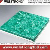 Het Samengestelde Comité van het Aluminium van de Textuur van de steen