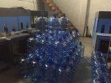 Botella plástica máquina del moldeo por insuflación de aire comprimido de la botella del animal doméstico de 5 galones/máquina que sopla de la botella semi auto del animal doméstico