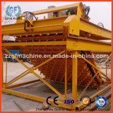 Máquina orgânica do adubo da placa Chain