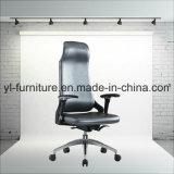 Sillas de oficina de cuero / Trona regulable con armas Ejecutivo / silla de la PU Oficina