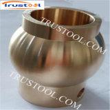 Messingbuchse-Kupfer-Hülse CNC-Teile