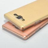 Armure antichoc TPU protecteur et caisse balayée en métal pour Samsung