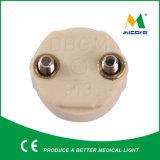 913 Lampen-Kontaktbuchse Kontaktbuchseg-6.35 G5.3 Gz 6.35 Gz 5.3