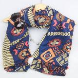 Frommer Art-Schal, 100% Polyester-Schal-Form-Zusatzgerät, Querdruck-Schal