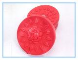 Carpeta colorida del silicón cero de Rose