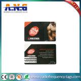 Tarjeta de deportes programada de RFID para el registro de Sportman
